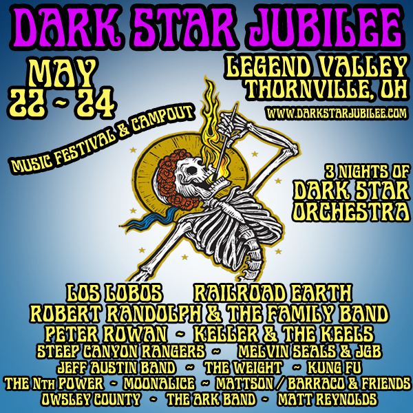 Dark Star Jubilee 2015