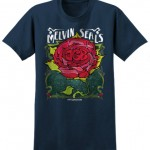 Melvin Seals' JGB Tees Dark Blue