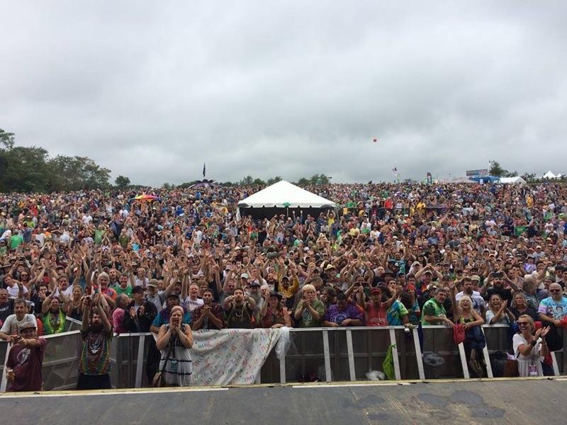 Lockn' 2015 crowd