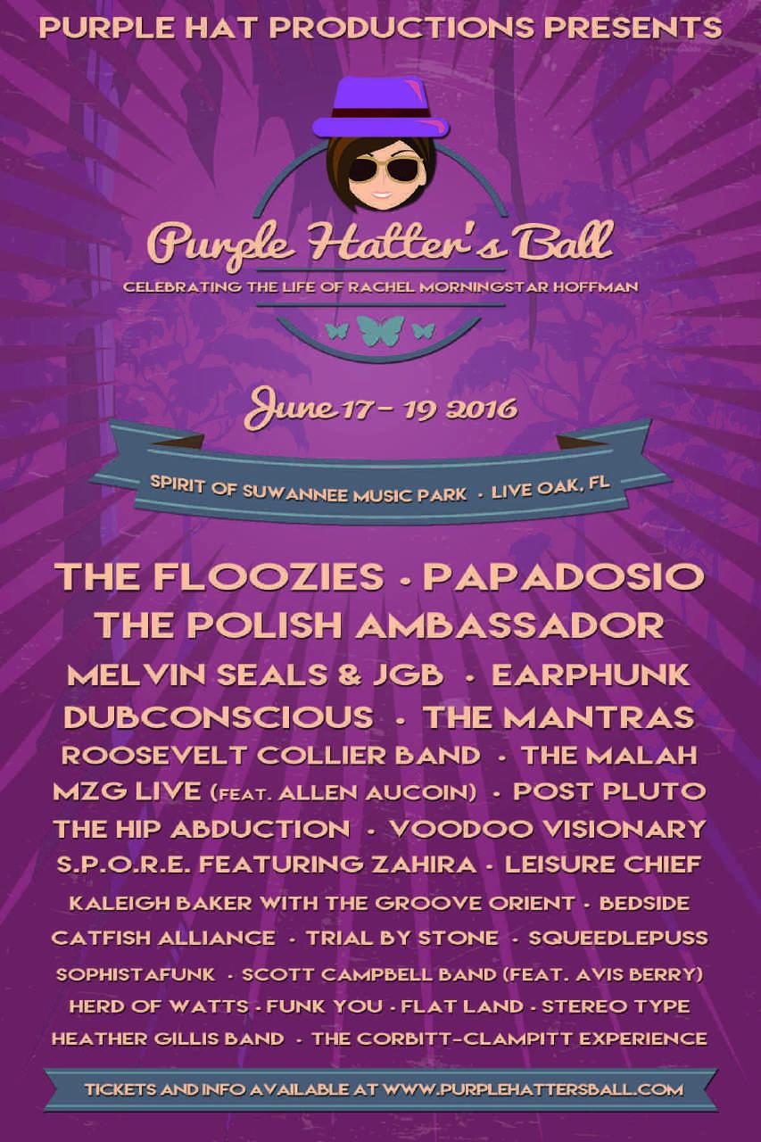 Purple Hatter's Ball