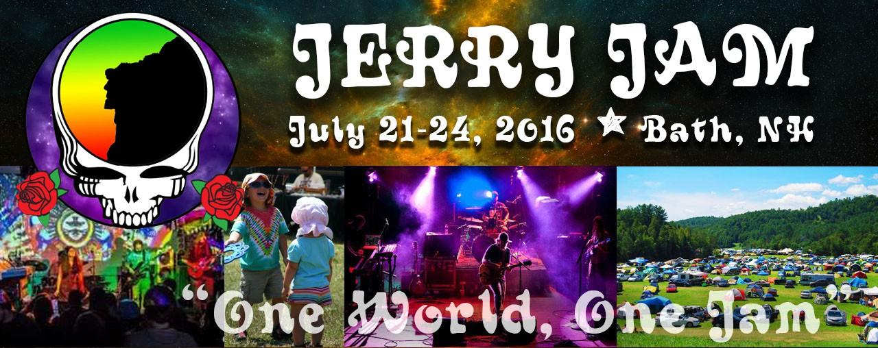 Jerry Jam Music Festival XXII