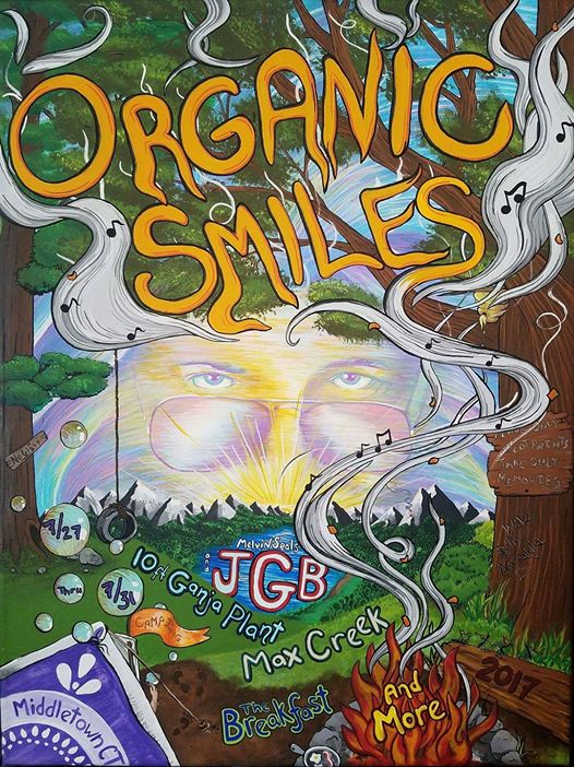 2nd Annual Organic Smiles Fest 2017
